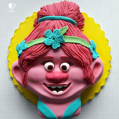 Poppy Poppy is the heroic leader of the Trolls who lifts up everyone around her with positivity and the belief that, with a song in your heart,...