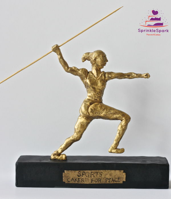 Javelin Throw Trophy