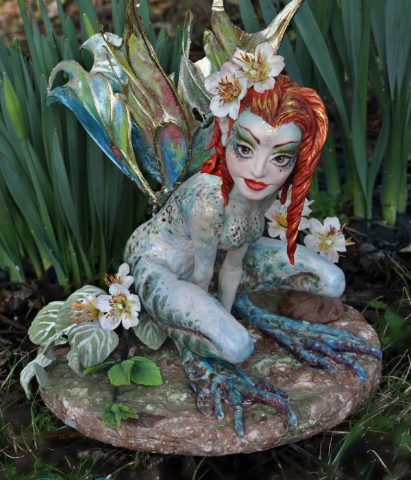 Karla Lynette - The Frog Fairy