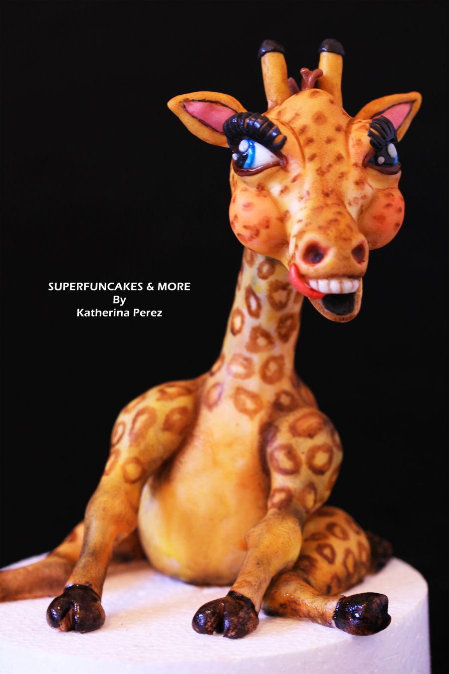 Images Giraffe Cake