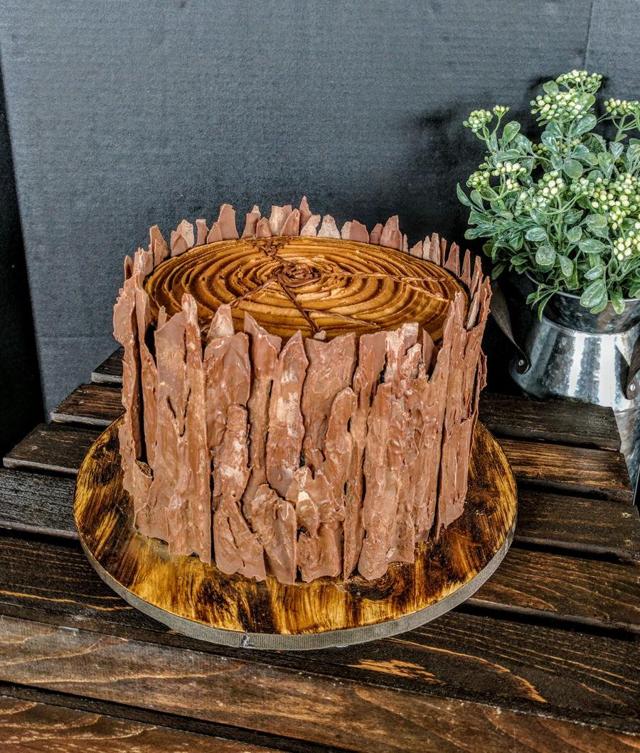 Valentine Chocolate Cake Recipe