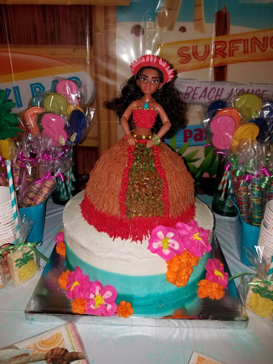 Moana Cake CakeCentralcom