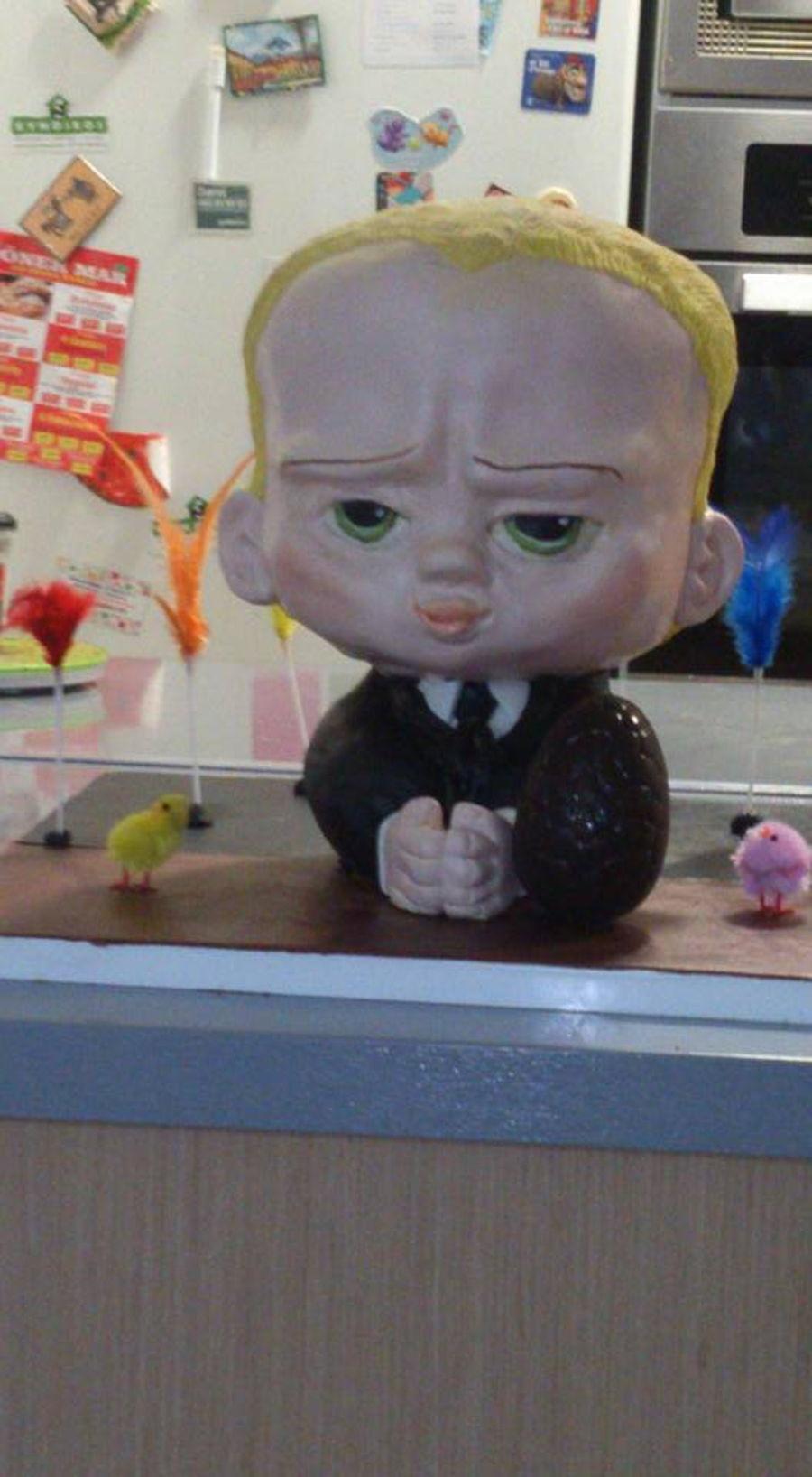 Cake Boss Baby