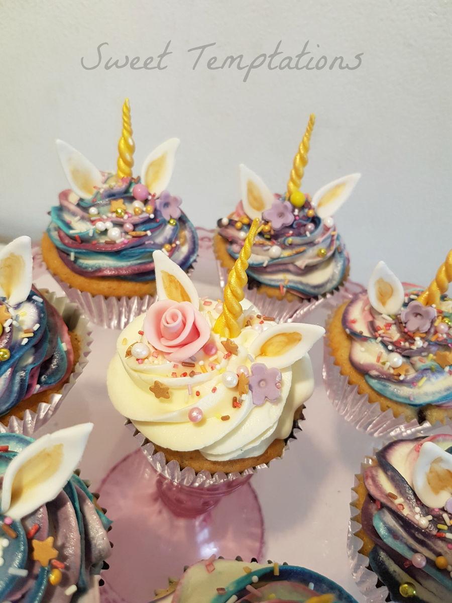 Unicorn Cupcakes Cakecentral Com