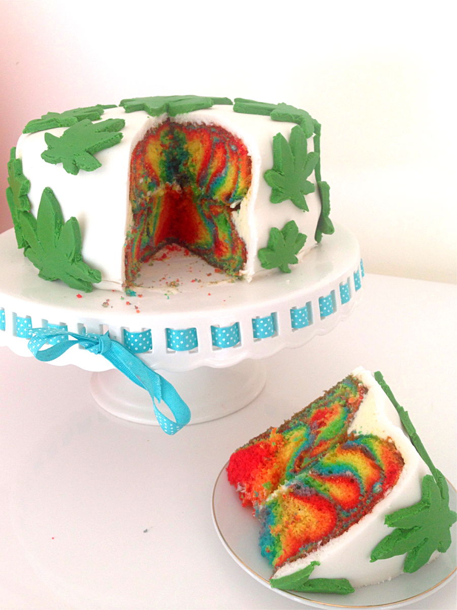 Weed Cake Images
