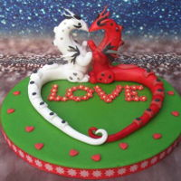 Dragon Love Dragon Love, my tribute to the Valentine Collaboration 2017 A day, once a year that we put people who we love in the spotlights! Thats very...