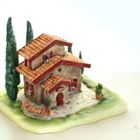 Gingerbread House Italian style