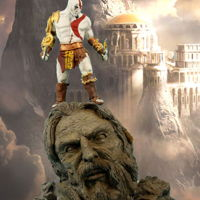 Kratos, The God Of War - Cakecon International Collaboration 2017 Hi everybody!!!I am really happy to share with you my creation for the Cake Con International Collaboration 2017!!! It is now travelling to...