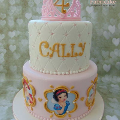 Disney Princess Cake Disney princess cake