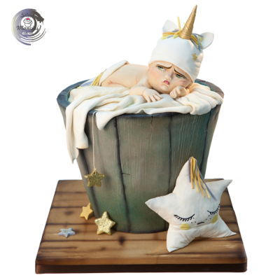 My Baby Unicorn Boy This cake has been inspired by my little boyMe and my daughter have so much fun to dress him but I'm sure that he absolutely...