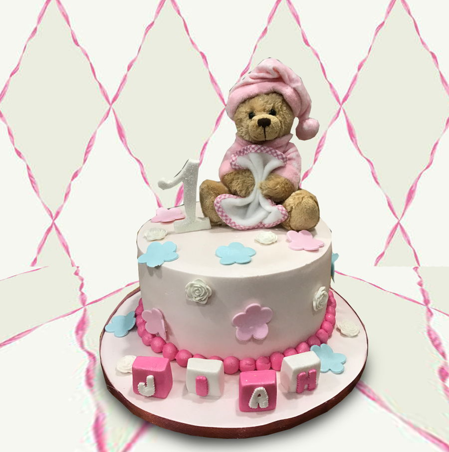 Baby's First Birthday on Cake Central