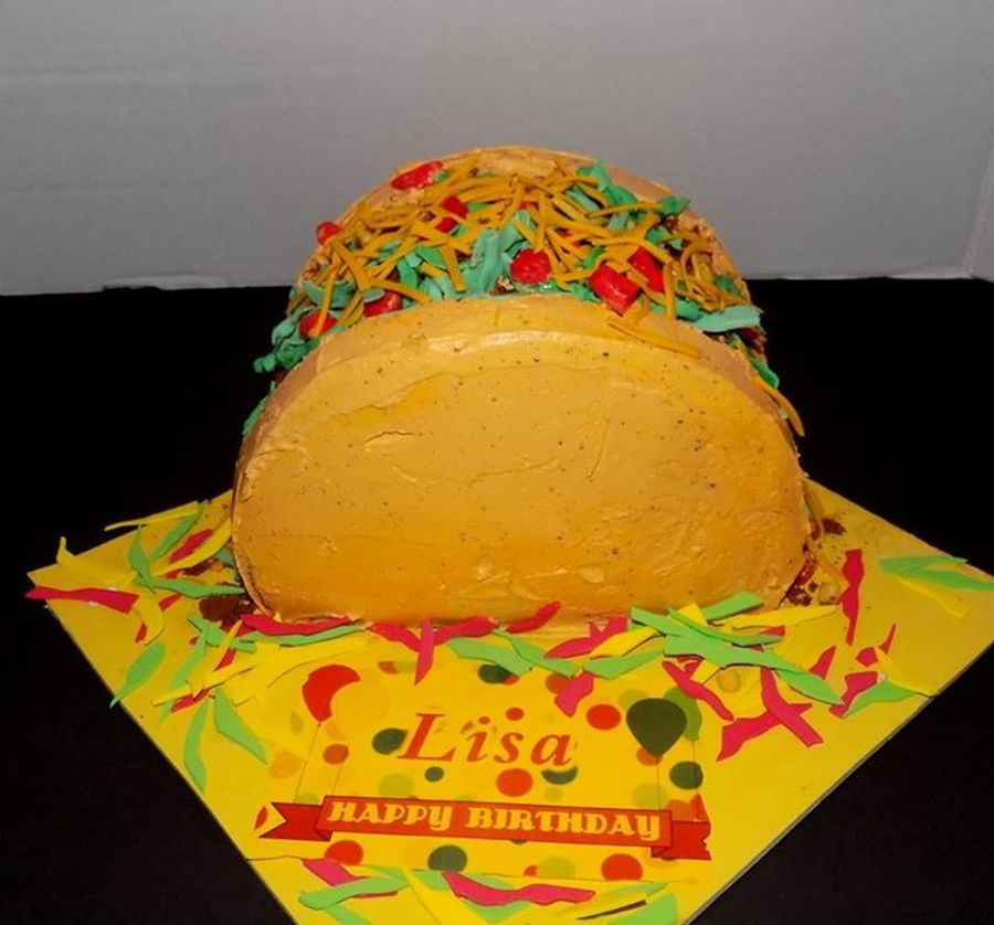 Birthday And Cinco De Mayo Cake Cakecentral Com