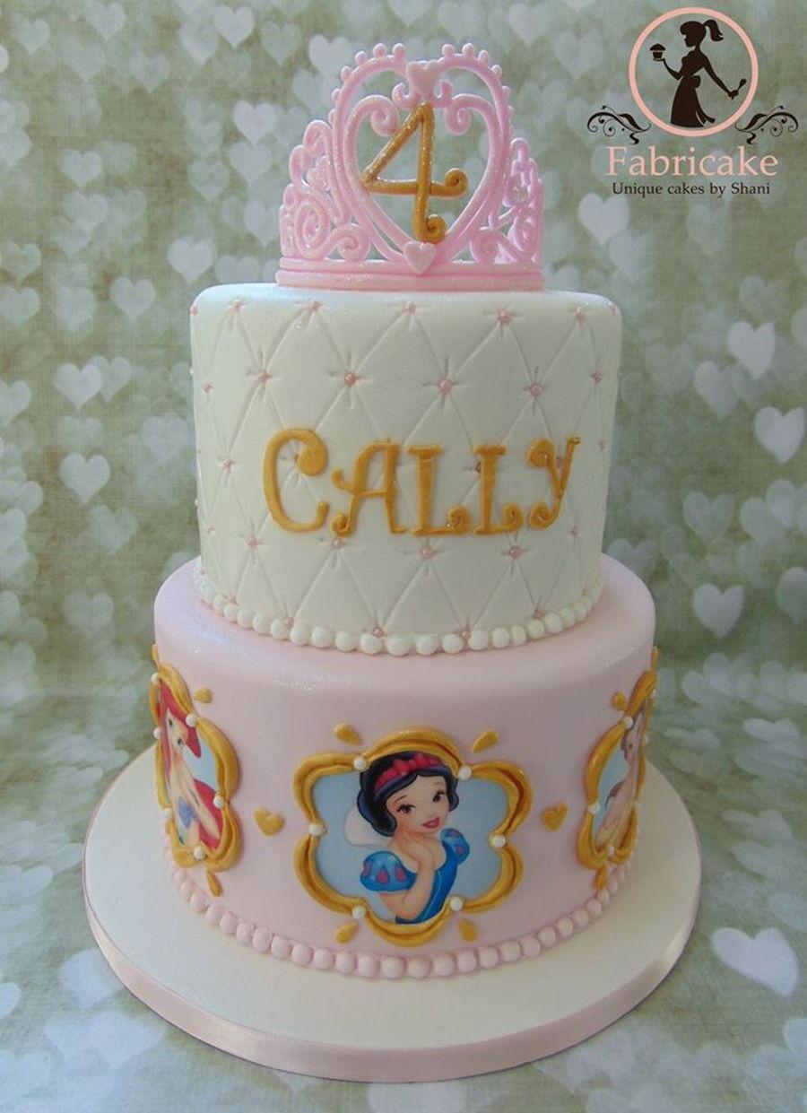 Cake Decorating Ideas Princess