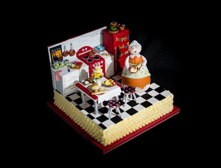 Granny\'s Kitchen - CakeCentral.com