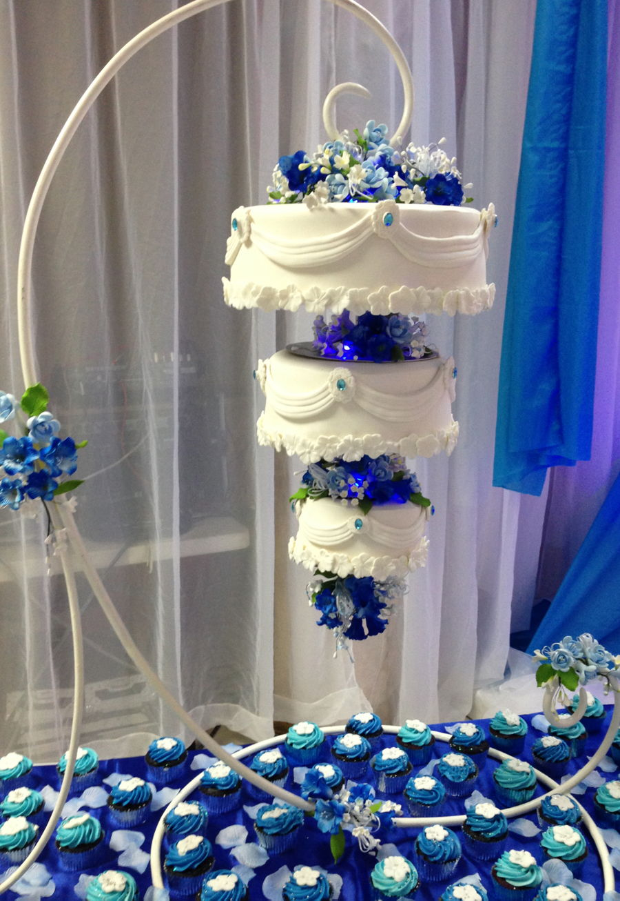 Hanging Cakes Cakecentral Com