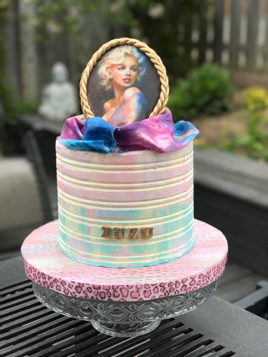 Marilyn on Cake Central