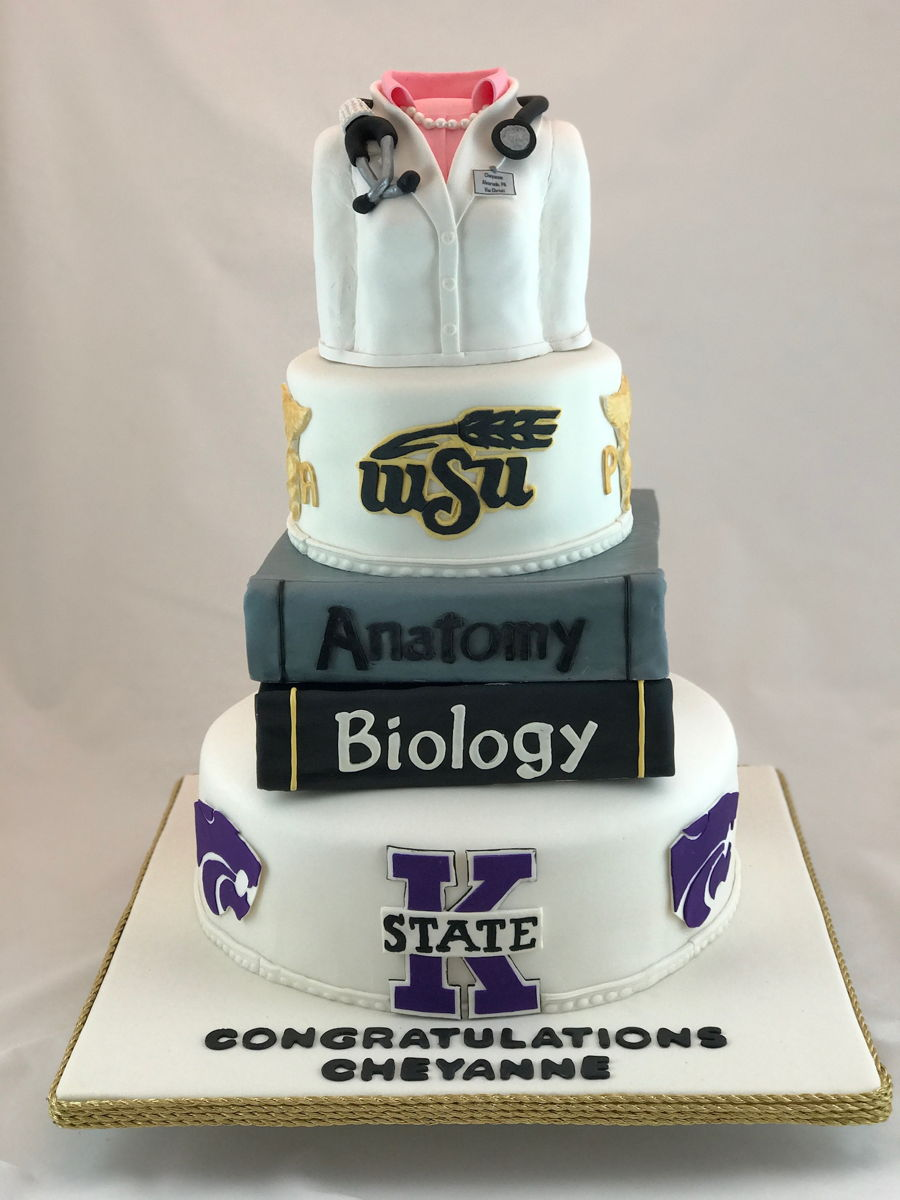 Physician Assistant Graduation on Cake Central