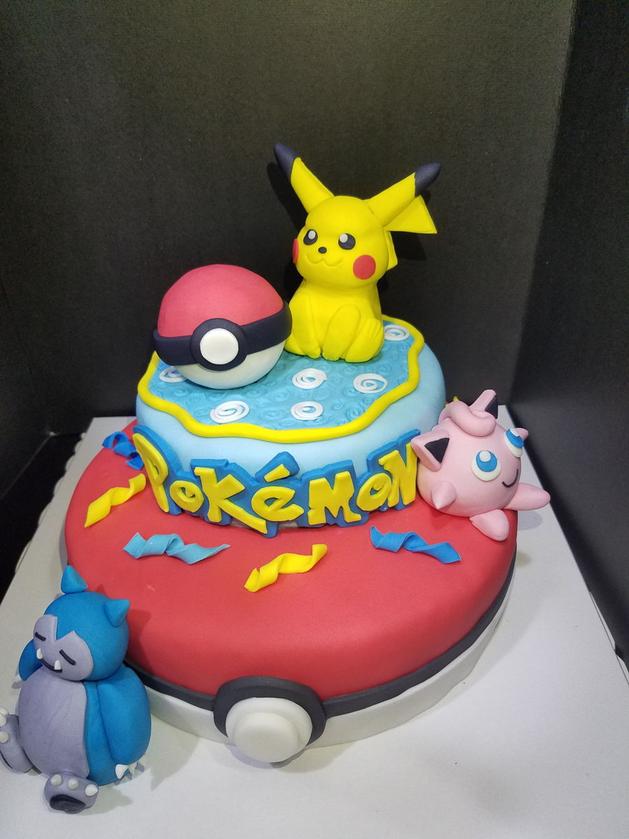 pokemon cake. Black Bedroom Furniture Sets. Home Design Ideas