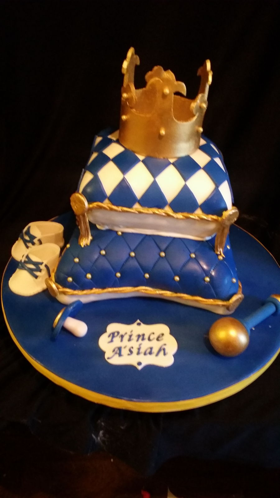 royal baby shower cake royal baby shower cake cakecentral 7150