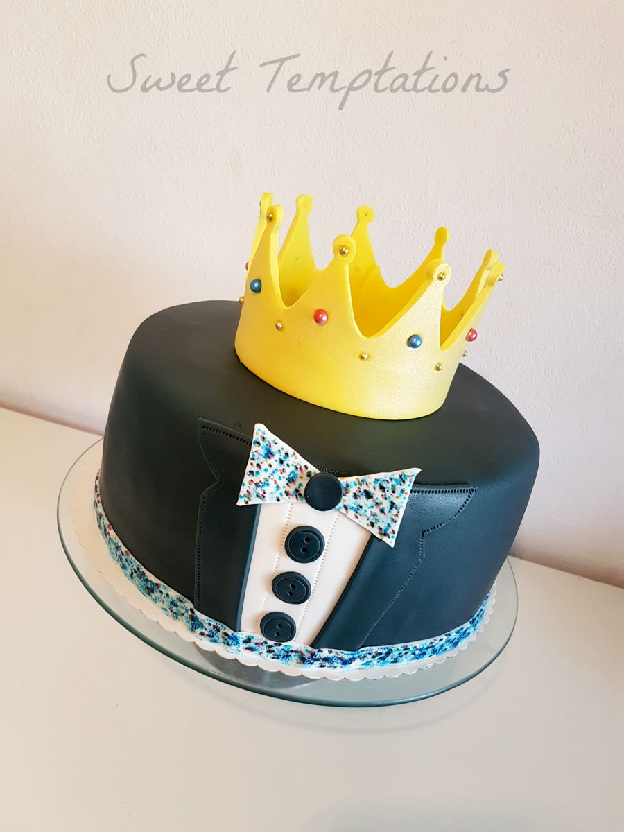 Suit Cake Cakecentral Com
