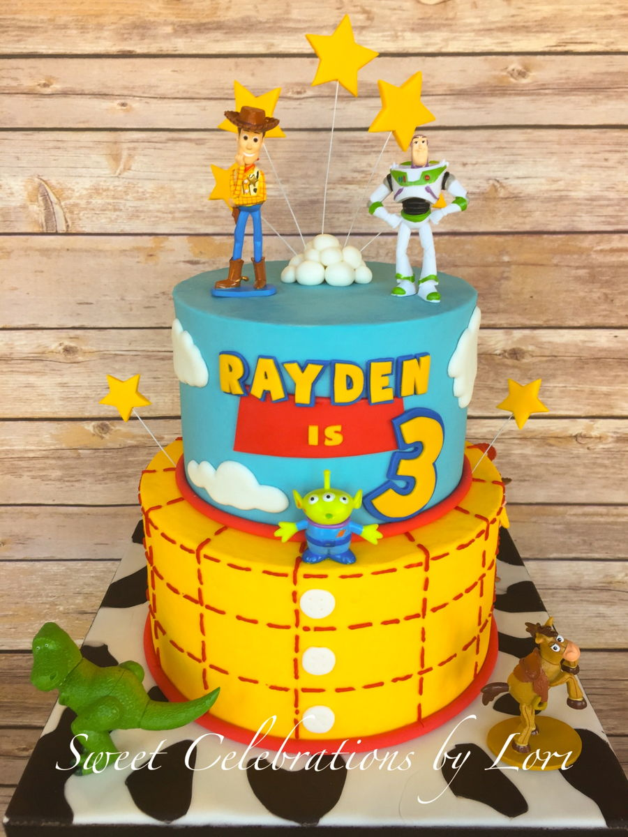 Birthday Cake Toy : Toy story birthday cake cakecentral