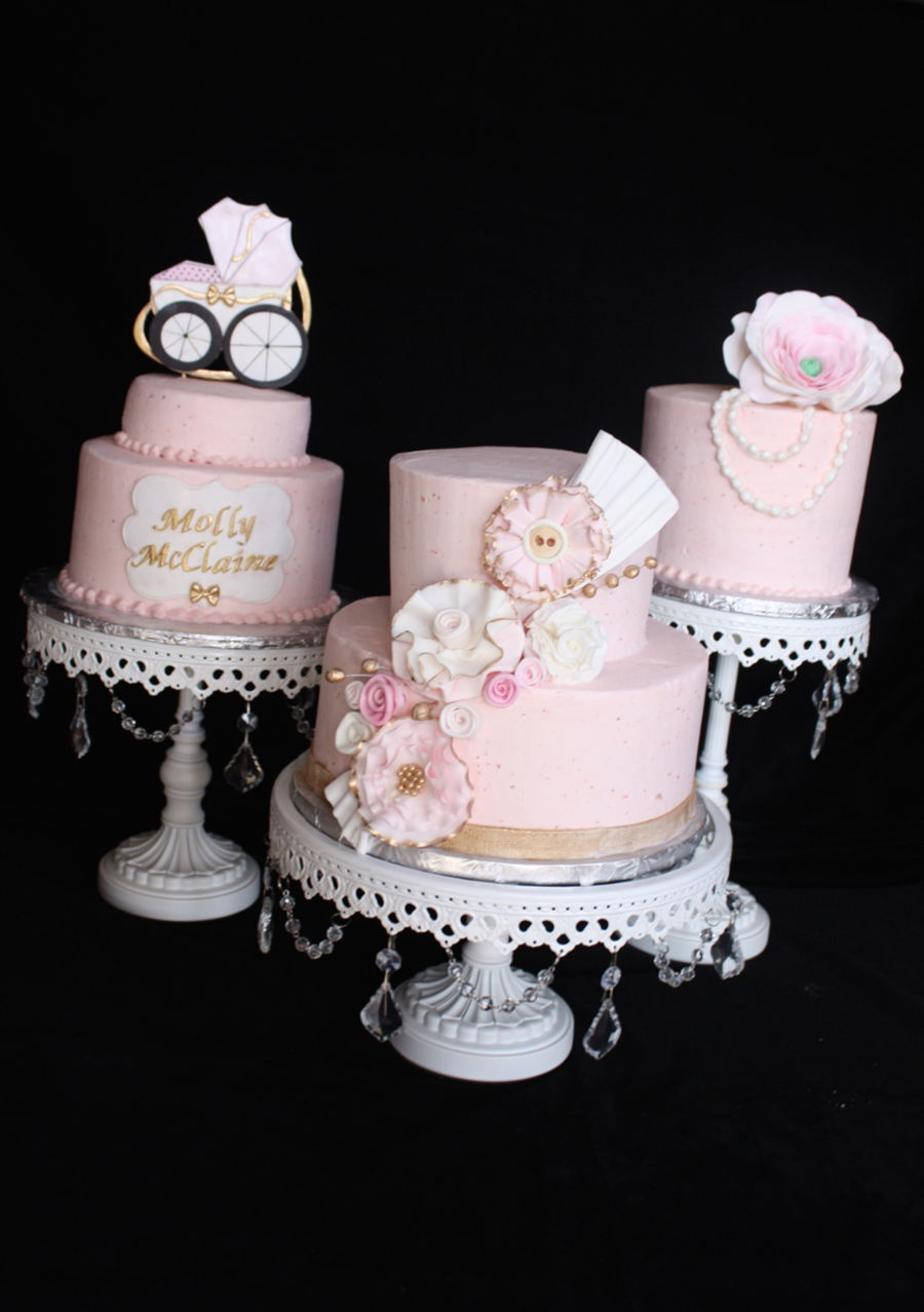 Vintage Baby Carriage on Cake Central
