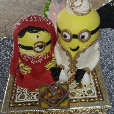 Minion Indian Wedding Minion Indian Wedding