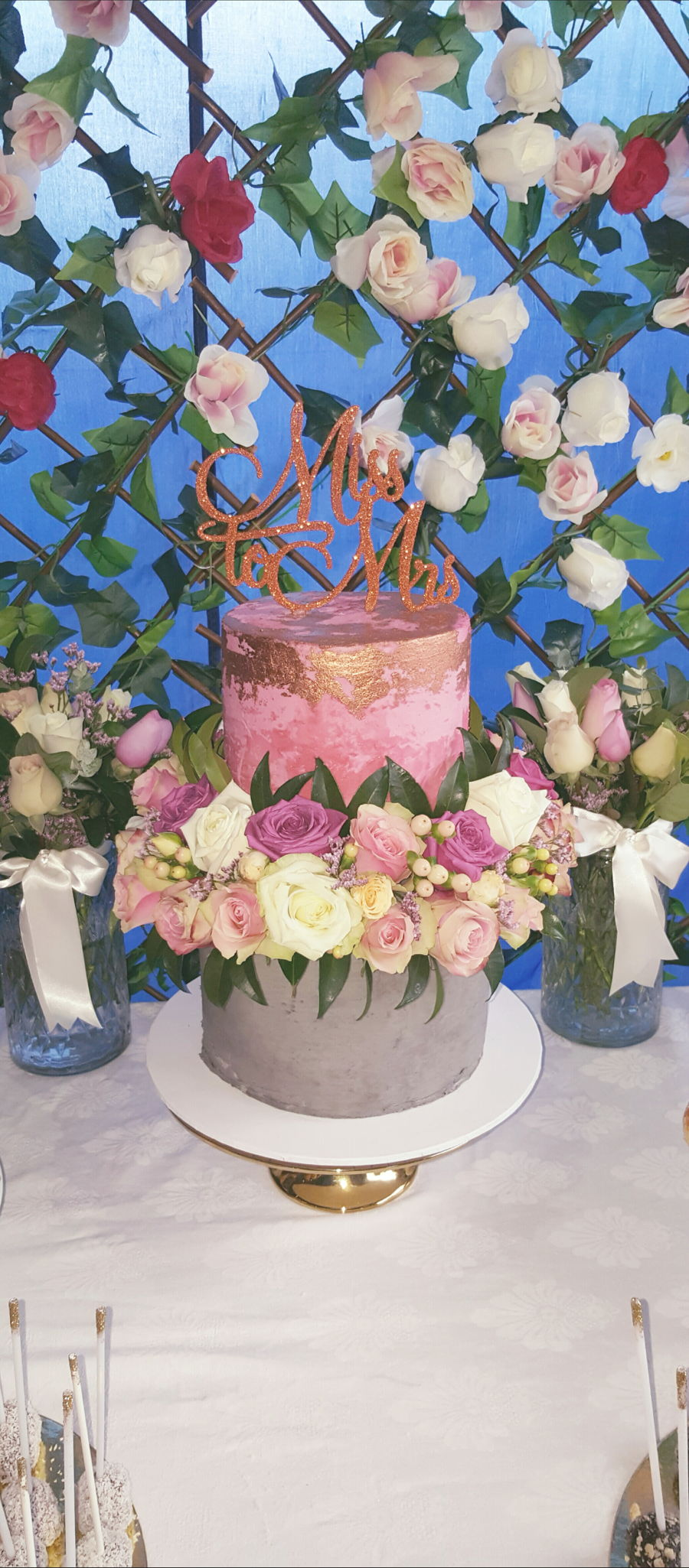 From Miss To Mrs! - CakeCentral.com