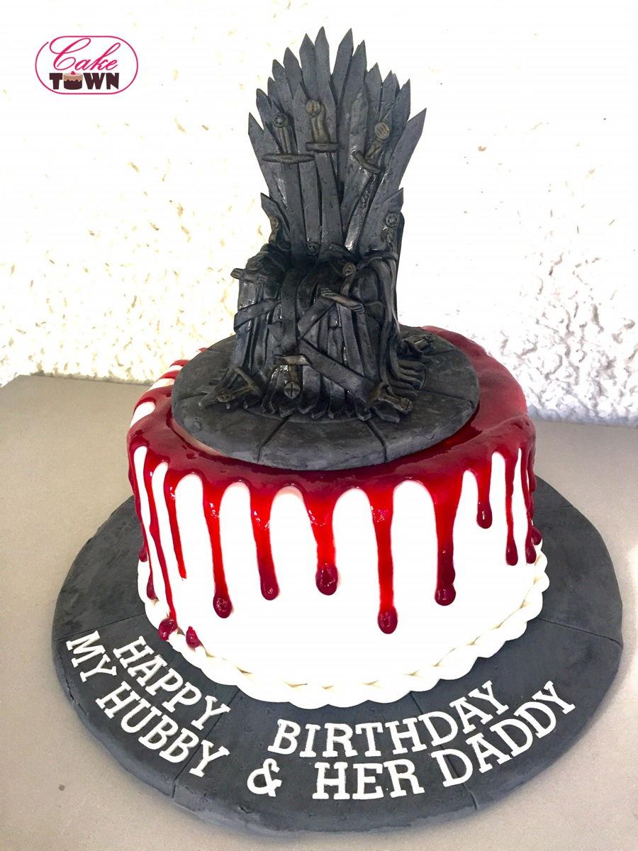 Game Of Thrones Cake Recipe