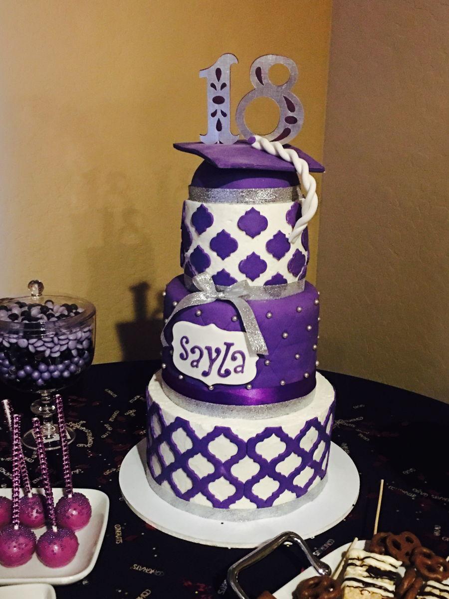 Cake Ideas For Th Birthday Girl