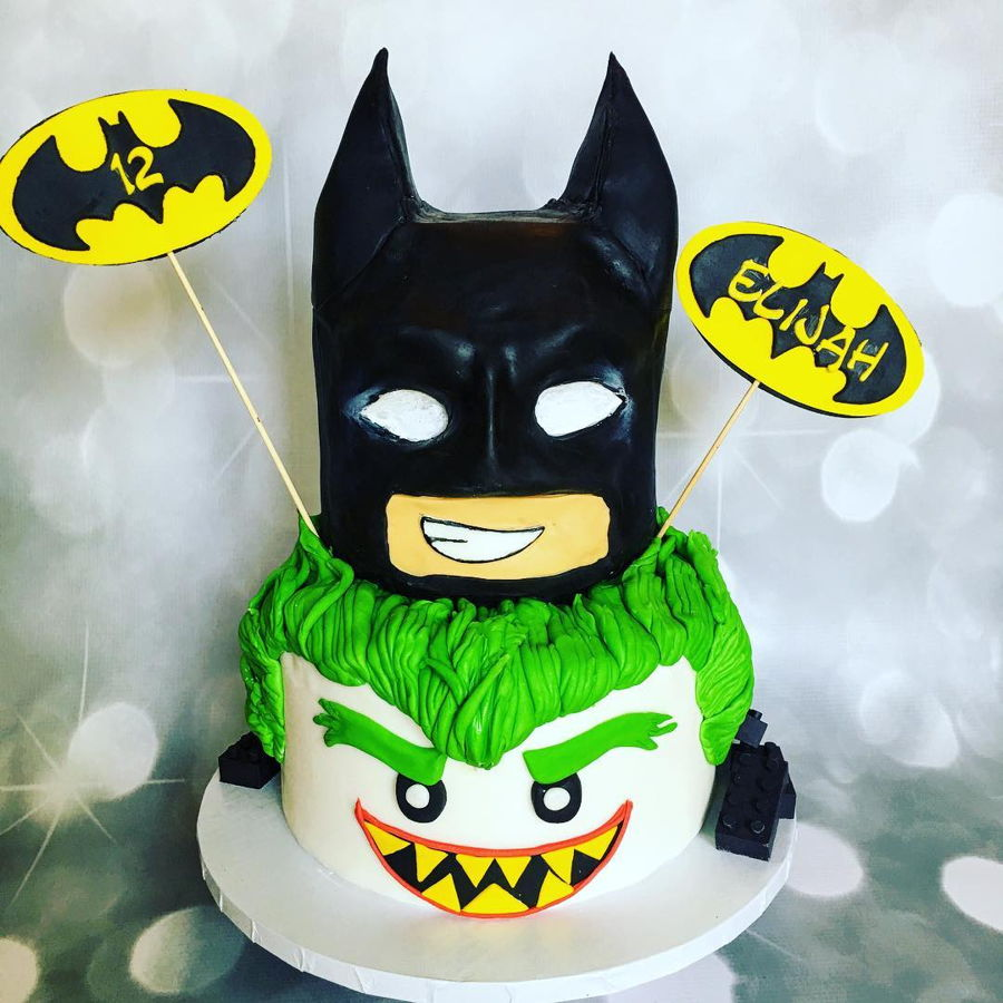 Lego Batman on Cake Central