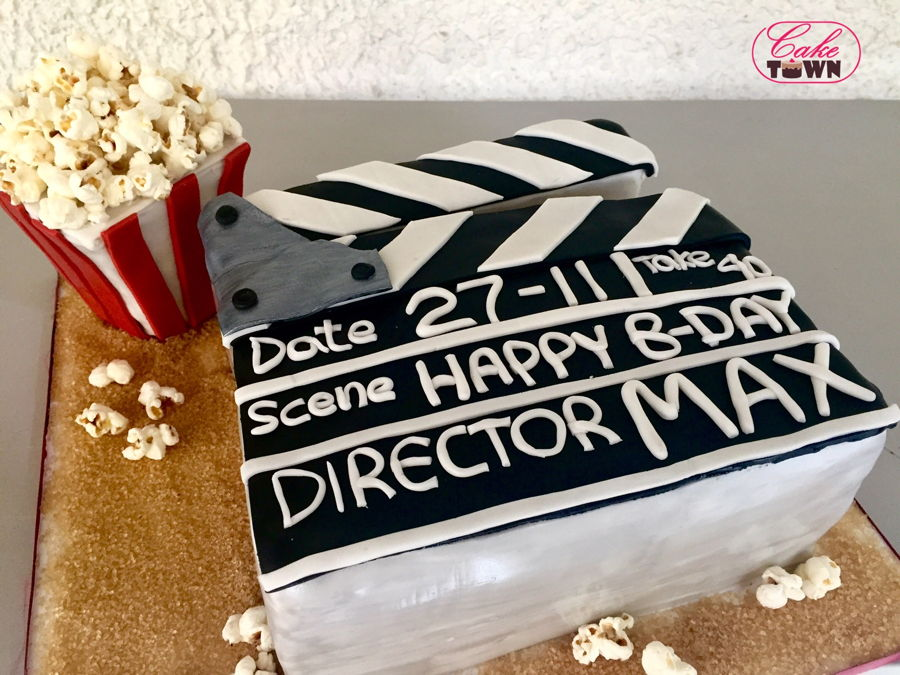 Movie Star Cake on Cake Central