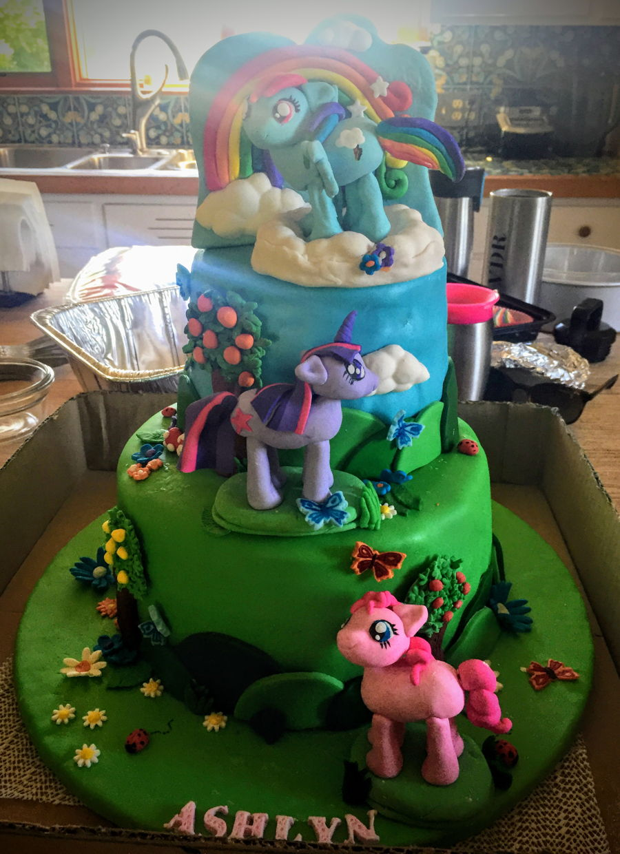 my little pony rainbow dash cake cakecentral com