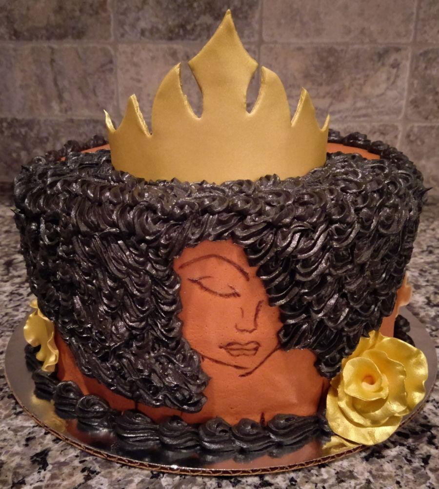 Nubian Queen Cakecentral Com
