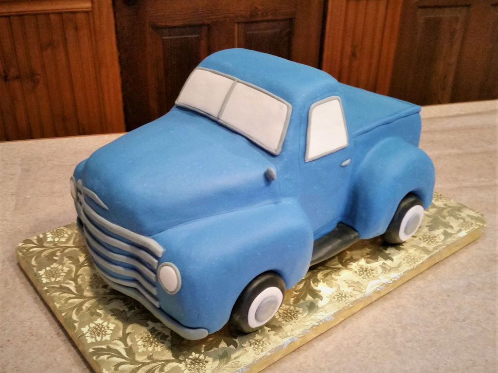 Vintage Chevy Truck Cakecentral Com