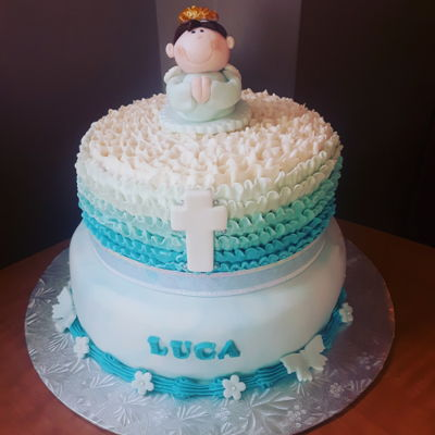 First Communion/baptism Cake
