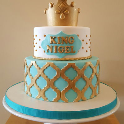 King Nigel's Cake