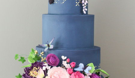 Midsummer Night's Dream Cake