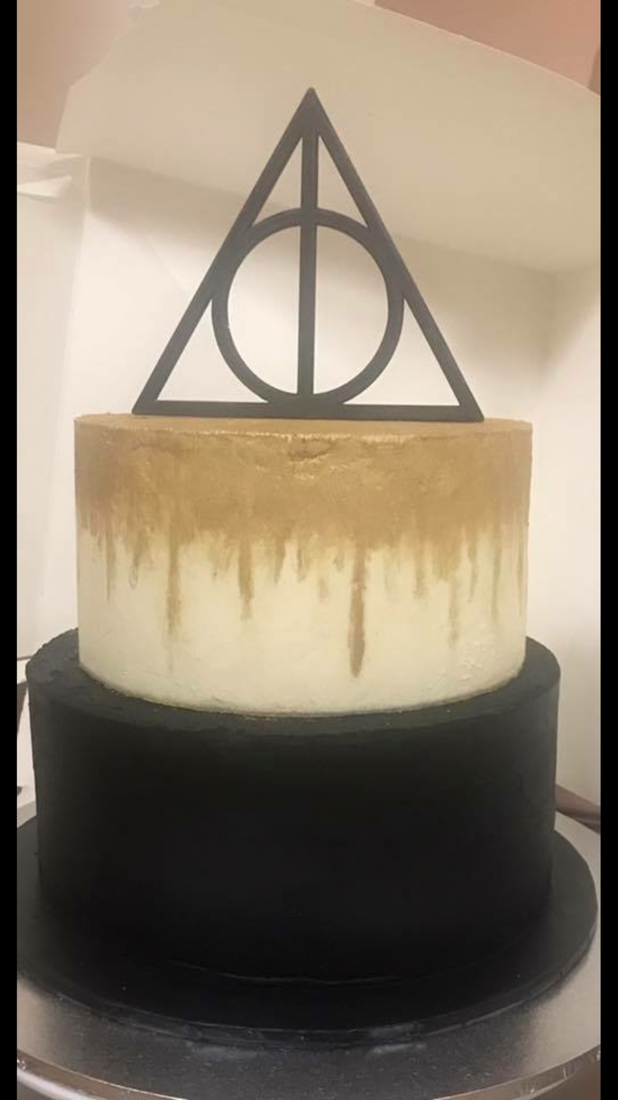 Always Harry Potter Cake on Cake Central