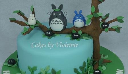 Tamatoa Birthday Cake