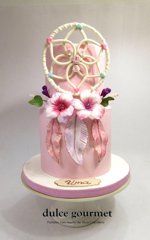 Boho Chic Cake Cakecentral Com