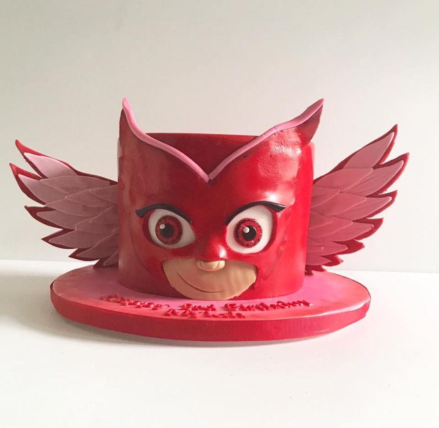 Owlette - CakeCentral.com