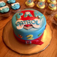 Paw Patrol Customer wanted Paw Patrol for her son's second birthday.