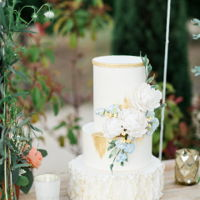 Tuscan Wedding I was asked to create a cake for a photo shoot at a winery with a Tuscan theme. I loved how the cake turned out but I think I love the...