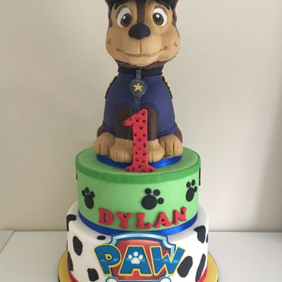 3D Chase Paw Patrol