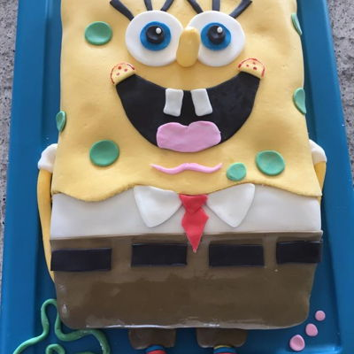 Spongebob Squarepants For my son's birthday