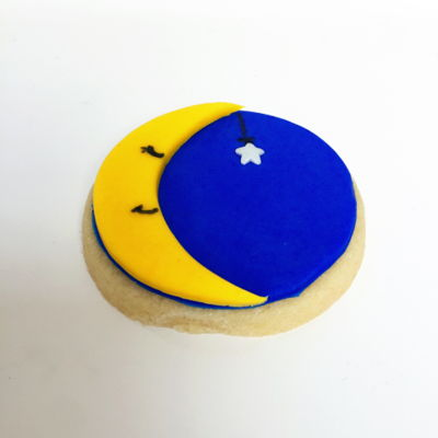 Twinkle Twinkle Little Star ~ Baby Shower Cookie