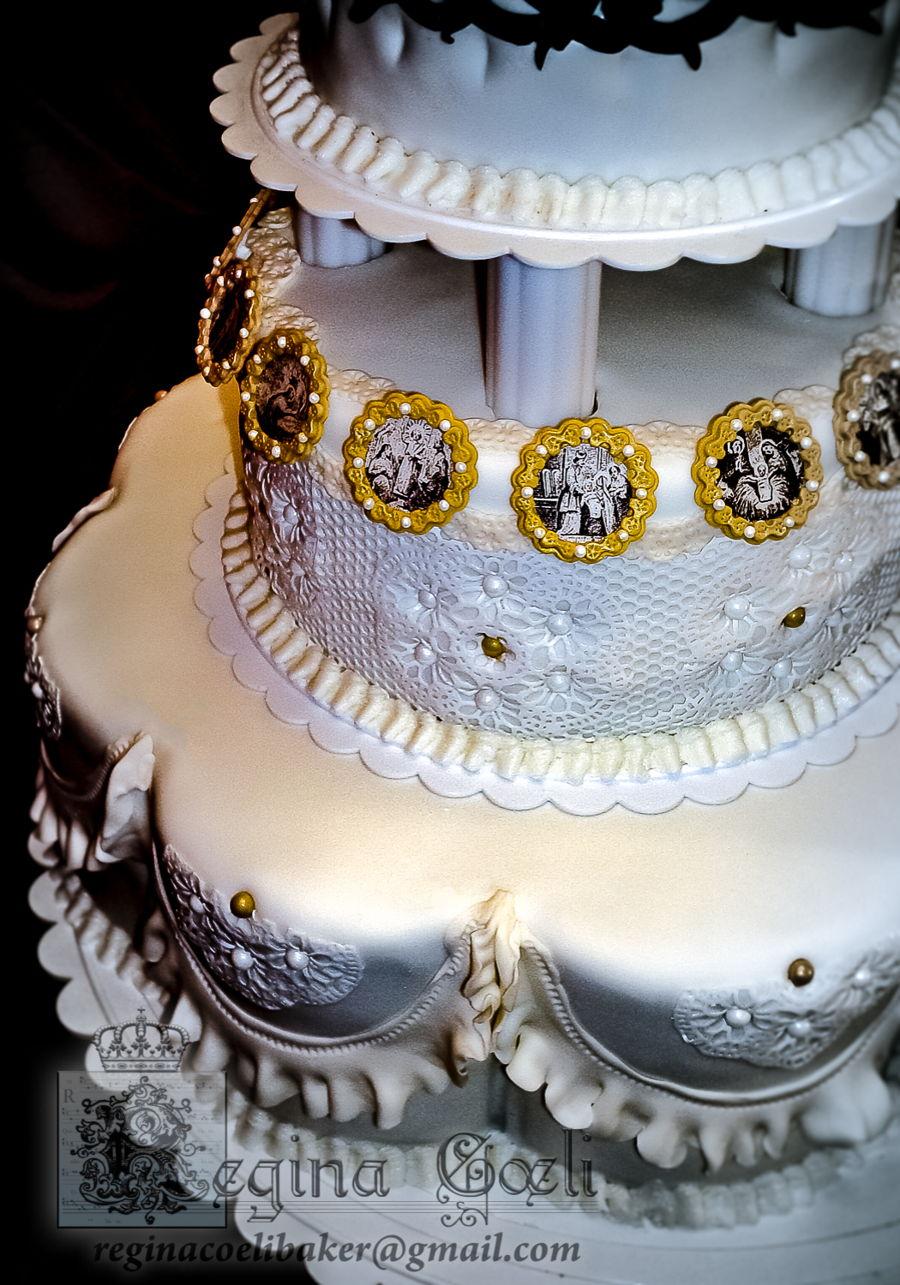 Regina Sanctissimi Rosarii Cakecentral Com