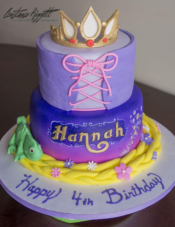 Tangled Cake Cakecentral Com