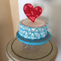 Anniversary Cake Combinations of ideas I found out there